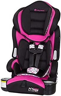 Baby Trend Hybrid Plus 3-In-1 Car Seat - Pink - FB48B42A