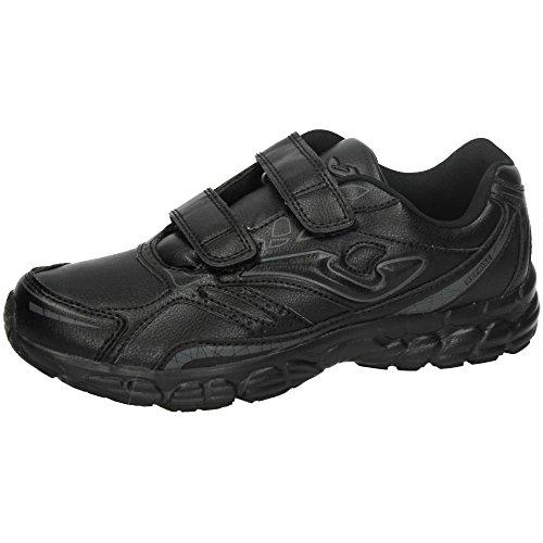 JOMA Reprise Velcro 501 Schwarz Herren Klett Sportschuhe, Größe:46;Farbe:schwarz