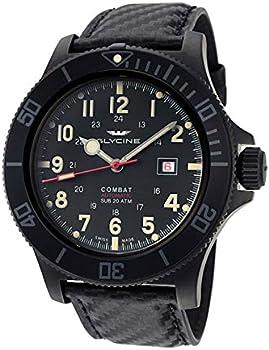Glycine Combat Mens Analog Swiss Automatic Watch