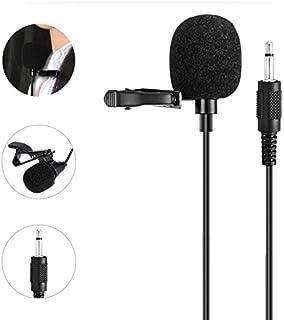 WinBridge Portable Collar Clip Microphone 3.5mm Audio Compatible with All WinBridge Voice Amplifiers S6