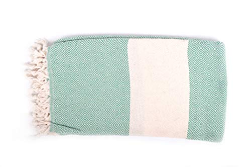 Bonamaison Pesthemal, Cotton, Multicolor, 98 X 172 Cm