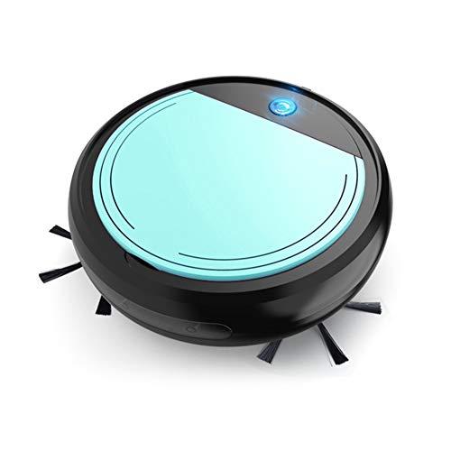 SNAWEN Aspirateur Robot, Chargement USB Robot Aspirateur 4-en-1 Smart Balayage Robot Sec Et Humide Mop Puissante Aspiration Robot Nettoyeur,2