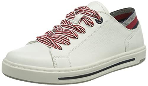 Jana Softline Damen 8-8-23652-26 100 Sneaker, Weiß, 40 EU