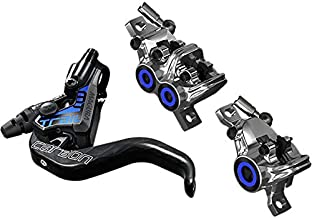 Magura Mt Trail SL Front/Rear Brake System, Black/Blue, One Size