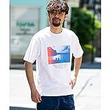 アーバンリサーチ サニーレーベル(メンズ)(URBAN RESEARCH Sonny Label) メンズTシャツ(MAGIC NUMBER SpecialOrder T-SHIRTS/Beach)【WHITE/M】