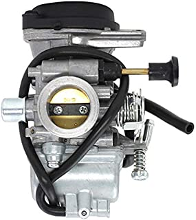 TOOGOO Carburateur pour Breeze 125 YFA1 Moto 4 YFM225 Timberwolf 250 YFB250