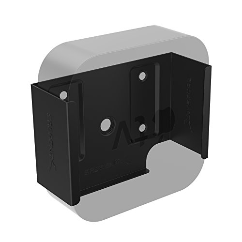 Sabrent Apple TV Mount Compatible with the Apple TV 4 (BK-ATV4)