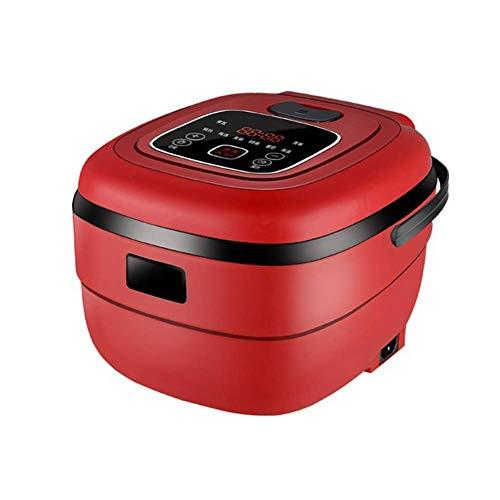 Multi Function Cuisinière,Cuisine Intelligent Panneau de Commande électronique Batterie de Cuisine - Soupe et Stew Cuiseurs à Riz