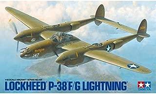 Tamiya USA TAM61120 1/48 Lockheed P-38 F/G Lig