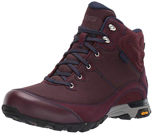 Teva Women's W Sugarpine II WP Boot Ripstop Boot, Vineyard Wine, 7.5 Medium US