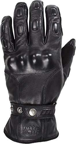 Rukka Elkford Motorcycle Gloves Gants de moto Noir/Argenté 14