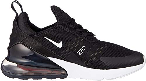 Nike Herren Air Max 270 (gs) Sneakers, Schwarz (Black/White/Anthracite 001), 39 EU