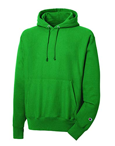 Champion Men s Reverse Weave Pullover, Kelly Green, X-Large