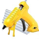 Cordless Hot Glue Gun, USB Rechargeable Mini Glue Gun with Clear Sticks for Kids DIY Crafts, Quick Repairs,...