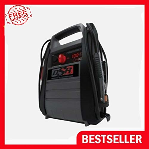 Find Discount ProSeries 12V 2200 Peak Amp Jump Starter with USB and DC Power SCUDSR114 New!
