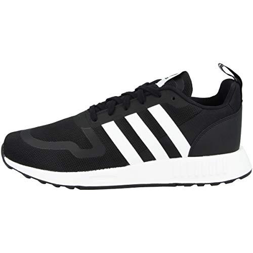 adidas MULTIX, Zapatillas Hombre, Color Negro y Blanco, 38 EU