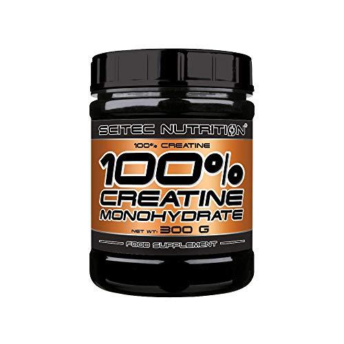 Scitec Nutrition 100{f8600efb82e185bd20768543019d50b18cf532f45b20b2b41f03bbc5fbbf0f30} Creatine Monohydrate, 300 g