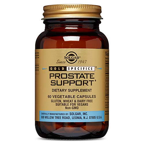 SOLGAR PROSTATE SUPPORT 60COMP, 70 g