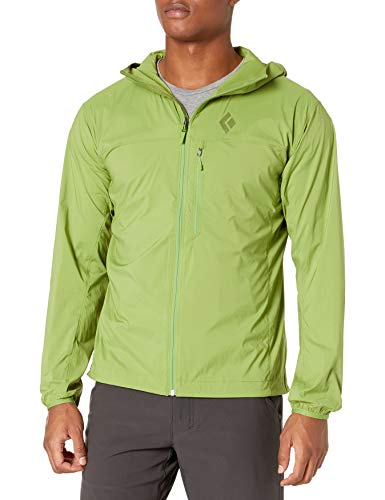 Black Diamond Men's M Alpine Start Hoody, Verde, X Large
