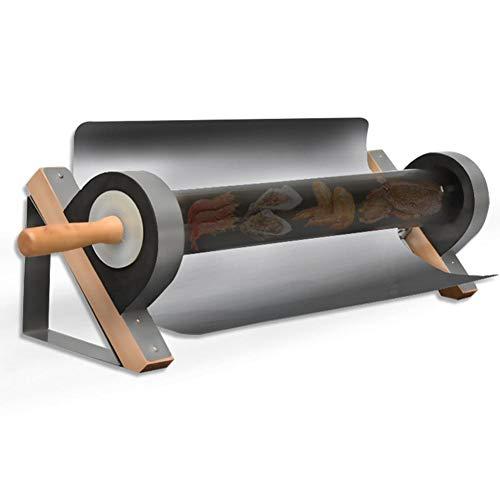 Didatecar - Four solaire Baren acier inoxydable, sans fumée