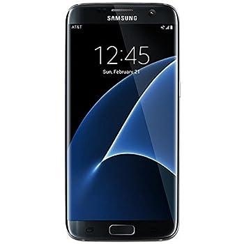 Samsung Galaxy S7 Edge G935A 32GB Unlocked GSM Smartphone w/12MP Camera - Black