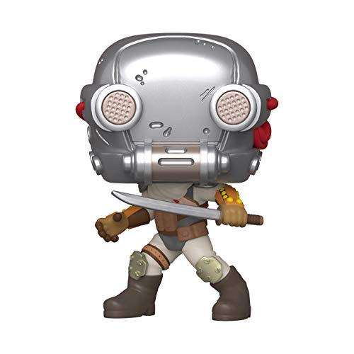 Funko- Pop Games: Rage 2-Immortal Shroud Collectible Toy, Multicolor, One Size...