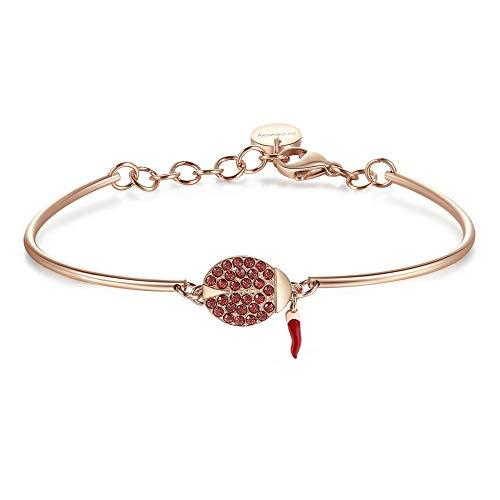 Brosway Jewels Bracciale Chakra BHK359 Coccinella