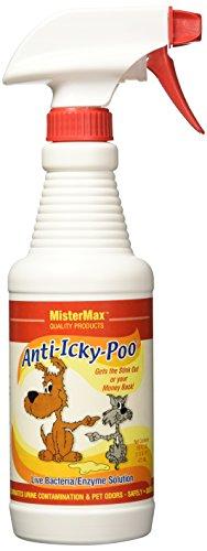 MisterMax Anti Icky Poo Odor Remover (1) Pint