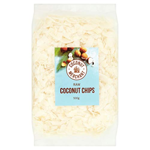Chips de Coco (Crudas 500g x1)