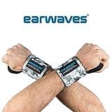 Earwaves ® - Muñequeras Crossfit Ideales para Calistenia, Halterofilia, Weightlifting,...