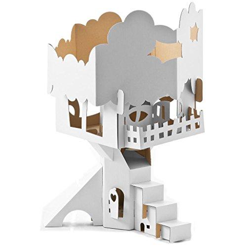 CALAFANT - domek na drzewie do majsterkowania i malowania