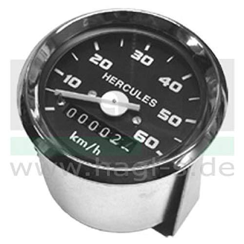 Hercules Tacho Tachometer 60mm Mofa Moped Mokick