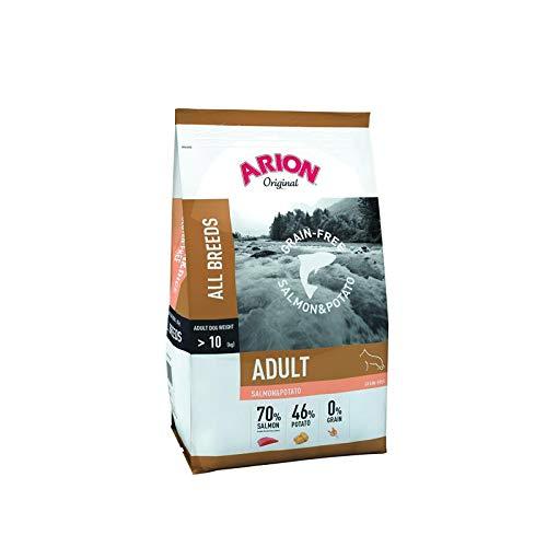 Arion Arion grainfree Salmon & Potato 12kg