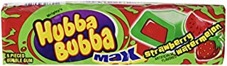 Hubba Bubba Max 18-Packs Strawberry-Watermelon