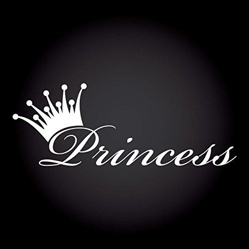 Princess Auto Aufkleber 20,0 cm x 7,4 cm JDM OEM Tuning Sticker Decal 30 Farben zur Auswahl