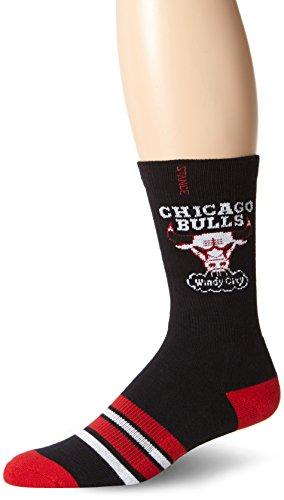 Stance Rodman Socks Red, Black, Large / X-Large