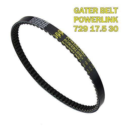 XuBa Powerlink Power Link 729 17.5 pour GY6 50 80