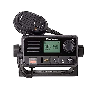 Raymarine E70524 Ray53 Compact VHF Radio with GPS