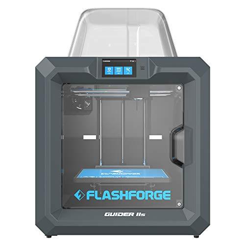 Flashforge Guider Stampante 3D IIS con fotocamera e filtro in linea