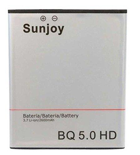 Todobarato24h Bateria Compatible con BQ AQUARIS 5.0 HD 2600 mAh (Ojo No Valida el Compatible con BQ 5 5.5)