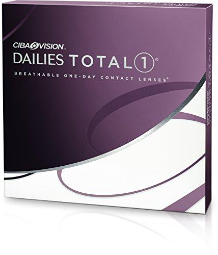 Ciba Vision Dailies Total 1, 90 Stück / BC 8.5 mm / DIA 14.1 / -3.00 Dioptrien