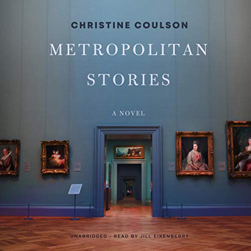 Couverture de Metropolitan Stories