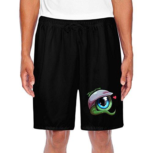 CGH Seven Jacksepticeye Sam Best Friends 34 Men's Shorts with Pocket SizeXXL Black