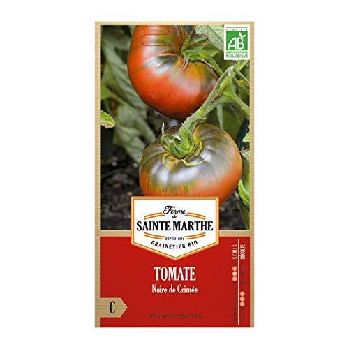Semillas de tomate orgánico de Crimea negra