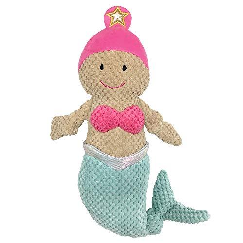 FouFou Dog 87003 Under The Sea Knotted Toy Jouet pour Chien en Laine méraid