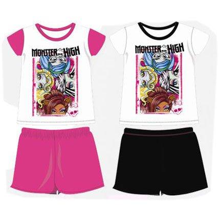 Pijama protagonistas Monster High surtido