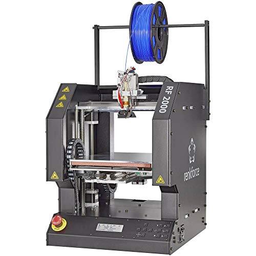 Renkforce RF2000v2 3D Drucker Fertiggerät beheizbares Druckbett
