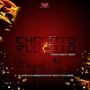 Chocotoplocoto (feat. Manuelito 30, El Taiger RD, La Beikel & Lennky Wezzy)