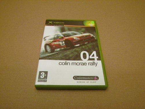 Colin McRae Rally 04 - Xbox [Importación Inglesa]