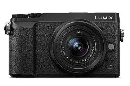 Panasonic Lumix DMC-GX80K - Cámara EVIL de 16 MP, Pantalla de...